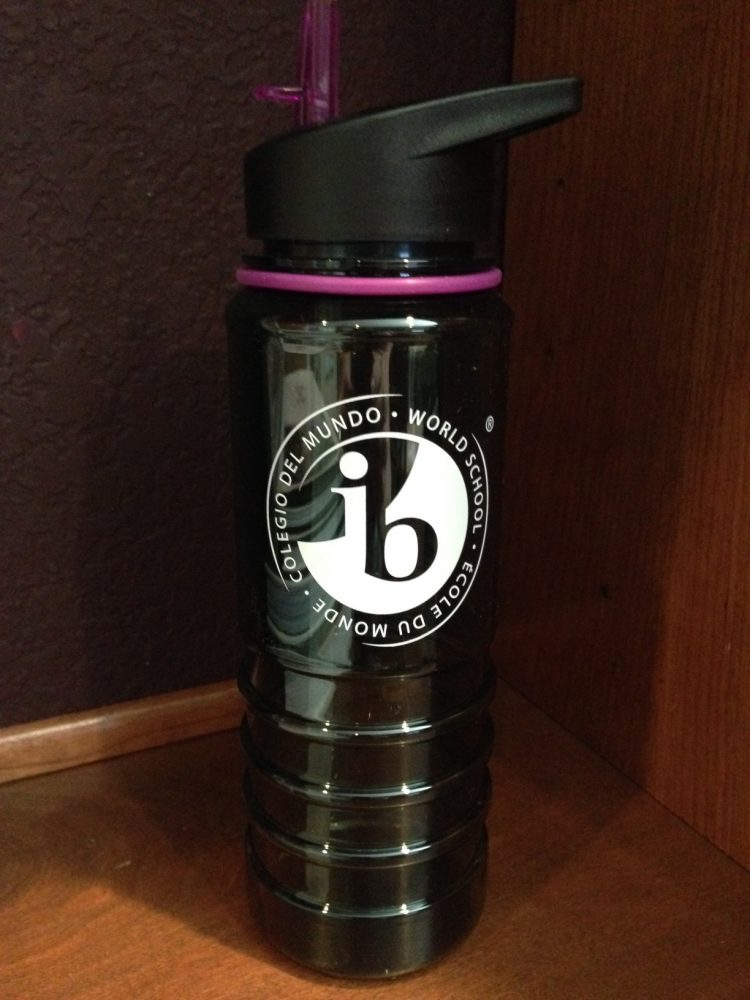 IB Water Bottle