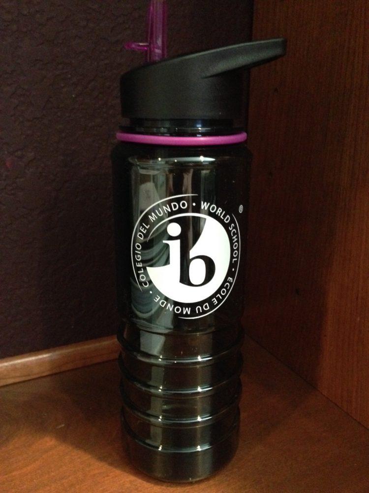 IB Water Bottle